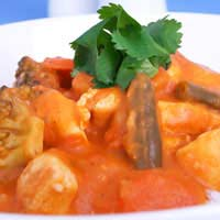 Gluten Free Vegetable Curry Recipes