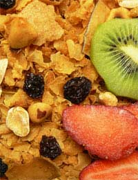 Breakfast Meal Gluten-free Granola